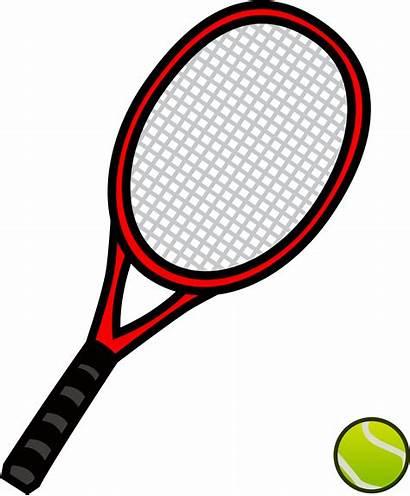 Tennis Racket Ball Transparent Clip Clipart Border