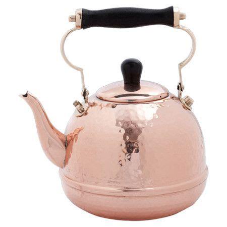 wayfair hammered  qt tea kettle  copper  copper tea kettle tea kettle