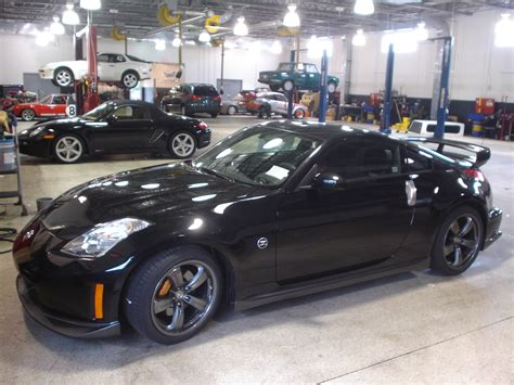 The Nismo 350z Is Here The Avenue Key Nissans Blog