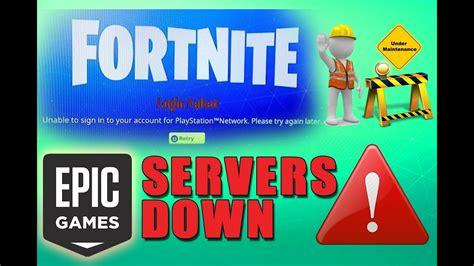 fortnite login error server error explained fixed