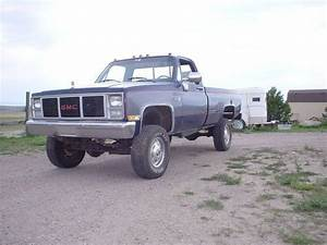 Purchase Used 1987 Gmc Sierra 2500 4x4 Truck In Franktown  Colorado  United States