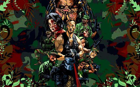 Predator (movie) Wallpapers Hd / Desktop And Mobile