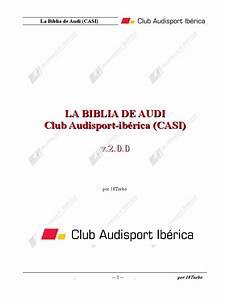 Manual La Biblia De Audi Pdf