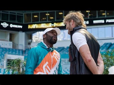 The influencer boxing revolution will reach a new level this sunday. Logan Paul vs Floyd Mayweather Prediction - YouTube