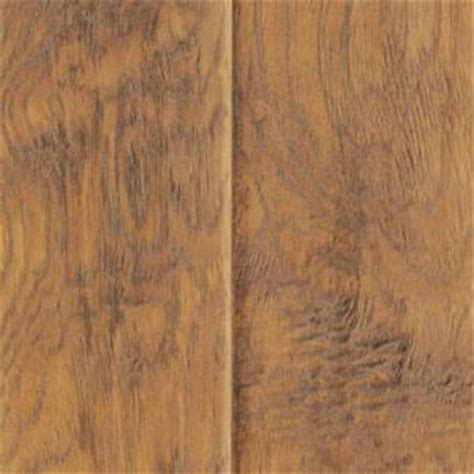 Hickory Laminate Flooring Home Depot by Innovations Lodge Hickory 8 Mm Thick X 11 1 2 In Wide X