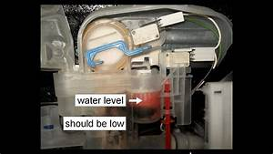 Dishwasher Pump Runs Continuously