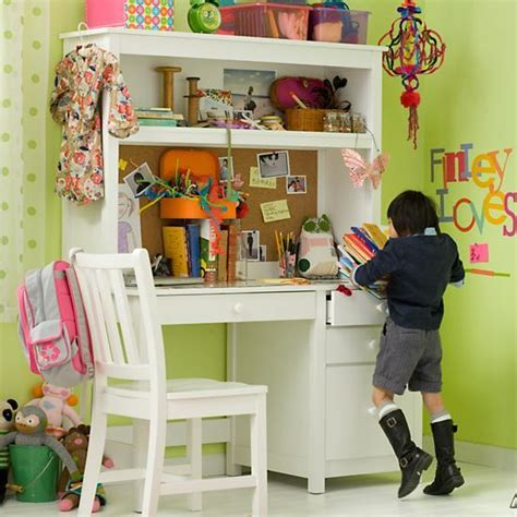 kids desk for girls kids white simple desk the land of nod