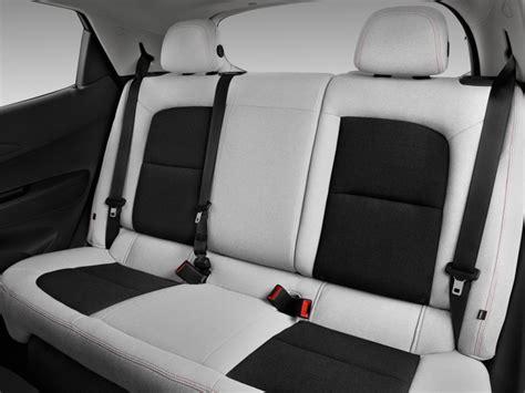 image  chevrolet bolt ev dr hb lt rear seats size