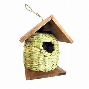 Oiseaux Decoration Exterieur : nichoir samoa nichoir pour oiseaux des jardins caillard wanimo ~ Melissatoandfro.com Idées de Décoration
