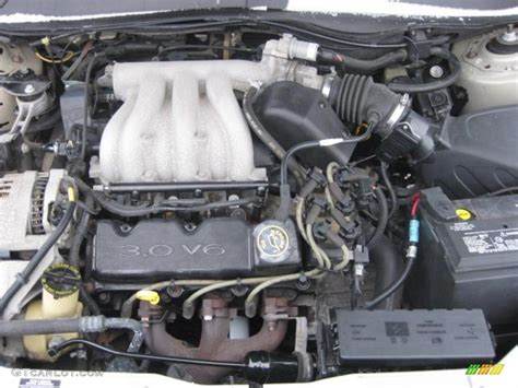 2000 Ford Tauru Ohv Engine Diagram by 2000 Ford Taurus Se Engine Diagram Ohv Ford Auto Wiring