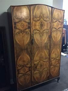 Armoire Art Deco : vintage art deco armoire ~ Melissatoandfro.com Idées de Décoration