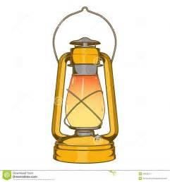 How To Light A Kerosene Lamp by Antique Brass Old Kerosene Lamp Isolated On A White