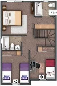 best 25 plan maison 90m2 ideas on pinterest construire With delightful modele plan de maison 0 modale luna