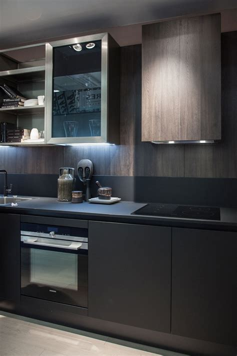 cool characteristics  modern kitchen cabinets