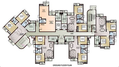 floor plan of a building building floor plan software building floor plans designs
