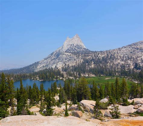 Cathedral Lakes Discover Yosemite National Park