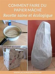 Comment Coller Du Papier Peint : la recette du papier m ch la cour des petits ~ Dailycaller-alerts.com Idées de Décoration