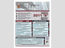 Calendario de trámites 2011