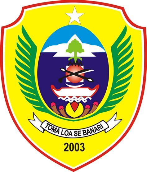 logo kota tidore kepulauan kumpulan logo indonesia