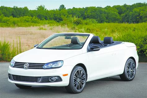 Get Ready To Say Goodbye To The Vw Eos; Hardtop