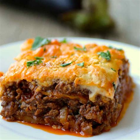 moussaka traditional recipe 196 flavors
