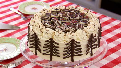 marys black forest gateau recipe  great british