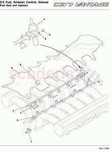 Aston Martin Db7 Vantage Fuel Rails And Injectors Parts