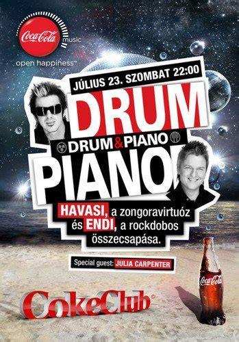 Zenehu  Havasi Balázs Drum & Piano Koncert (2011