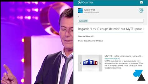 mytf1 direct cuisine regarder télévision et replay tv sur windows 8 rt