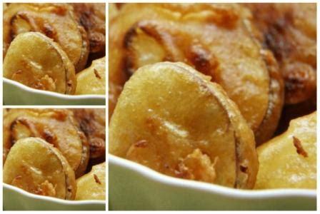 Resep pudding roti yang istimewa. Resep Ubi Goreng Super Renyah - Area Halal