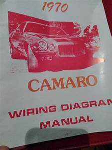 70 Camaro Wire Diagram Manual