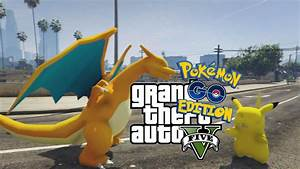 pokemon go gta edition