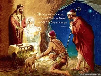 Jesus Nativity Christian Weihnachtsbilder Weihnachtliche Wallpapers Religious