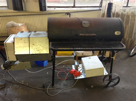 förderschnecke selber bauen die chinab 252 chse zum pelletsmoker umgebastelt grillforum und bbq www grillsportverein de