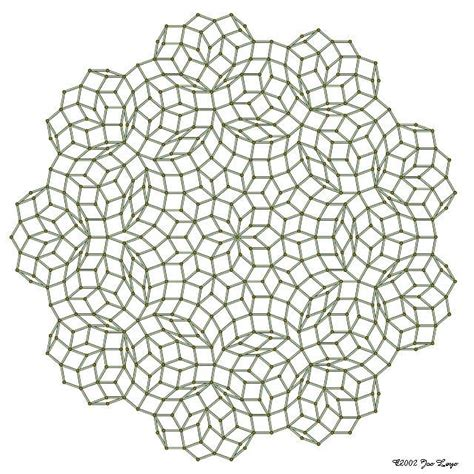 25 best ideas about penrose tiling on pinterest