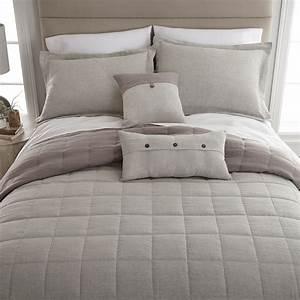 Natural, Linen, Bedding, Collection