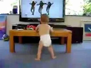 Baby Dancing to Beyonce- Single Ladies - YouTube