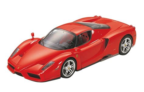 This is some of the steps of the creation of the 1/12 tamiya enzo ferrari. Tamiya 1/12 Enzo Ferrari Red Version Kit TA-12047 - Hobbies N Games