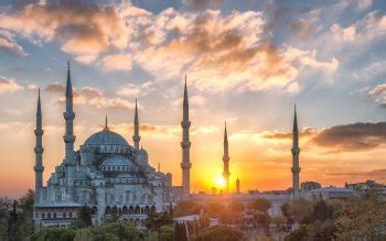 Background Mosque Wallpaper Hd by 42 Sultan Ahmed Mosque Hd Wallpapers Background Images