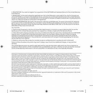 Microsoft 1392 Microsoft Wireless Keyboard User Manual Manual