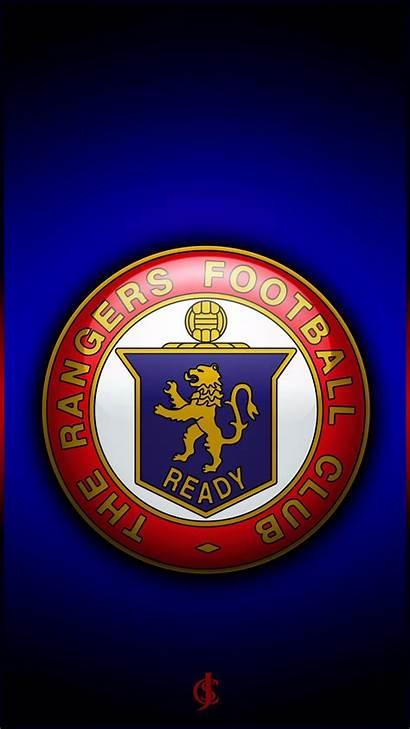 Rangers Football Glasgow Fc British Badges Scottish