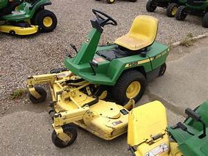 1995 John Deere F525 Lawn  U0026 Garden And Commercial Mowing