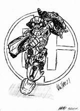Furno sketch template