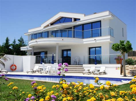 house with 5 bedrooms b6150 luxury modern villa pool panoramic views