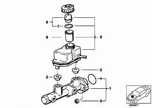 Original Parts For E36 316i M40 Sedan    Brakes   Brake