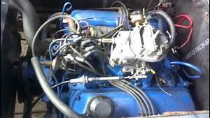 1964 Econoline - 68 Mustang 289 - Engine Idle Prior To Updates
