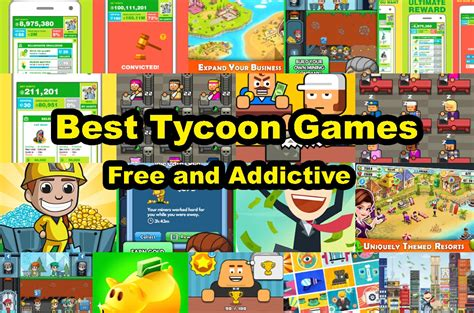 Best Tycoon 5 Best Mobile Tycoon For Free App Trendz