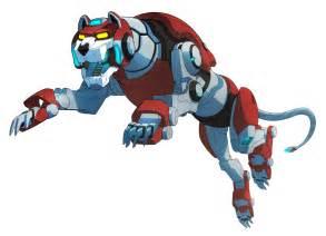 Legendary Defender Red Lion Voltron