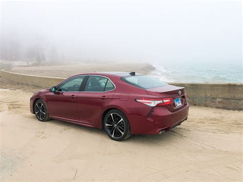 2018 Camry Xse V6 Review by 2018 Toyota Camry Xse V6 Review Harder Better Faster