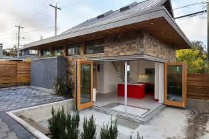 efficient small home plans an energy efficient contemporary laneway house by lanefab small house bliss